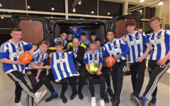 Bristol Street Motors Worcester Ford supports next generation of football talent