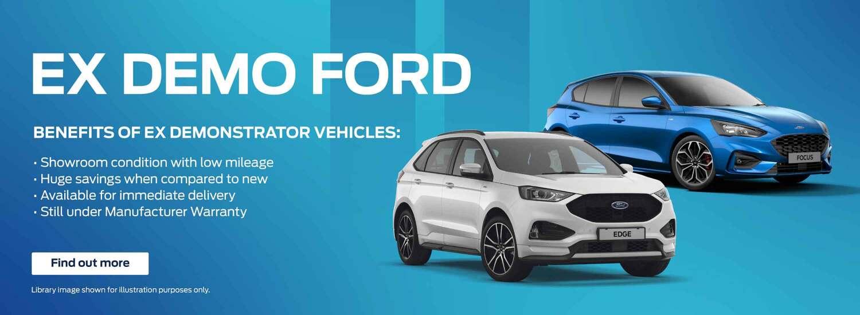 New Ford Cars for Sale   Bristol Street Motors