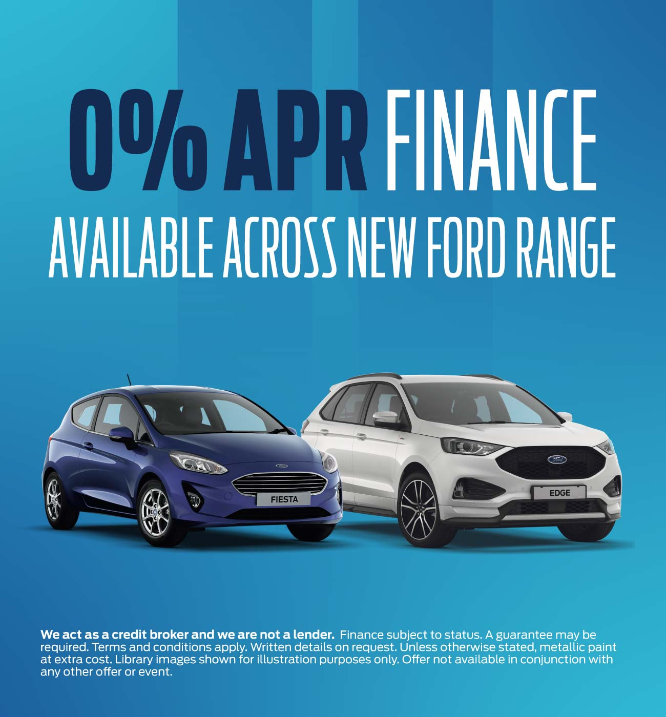 BSM [Ford New Car] 0% APR 120419 Banner 1