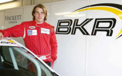 F1 icon James Hunt's son signed to race in 2015 Renault UK Clio Cup