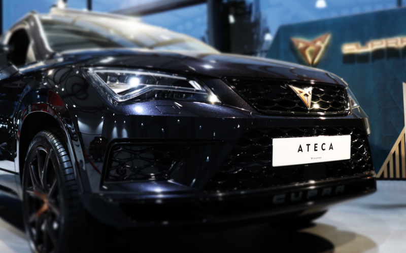 Introducing the new Cupra Ateca