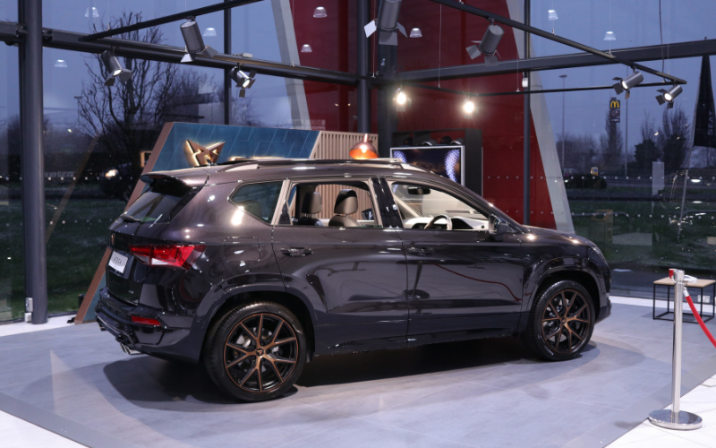 Up Close and Personal with the Cupra Ateca