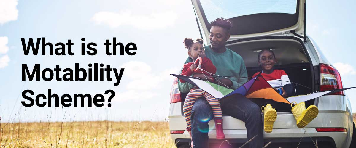 What is Motability