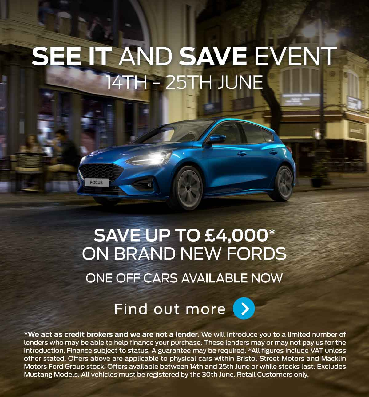 [Ford Generic] Ford Event 110619 Banner 1