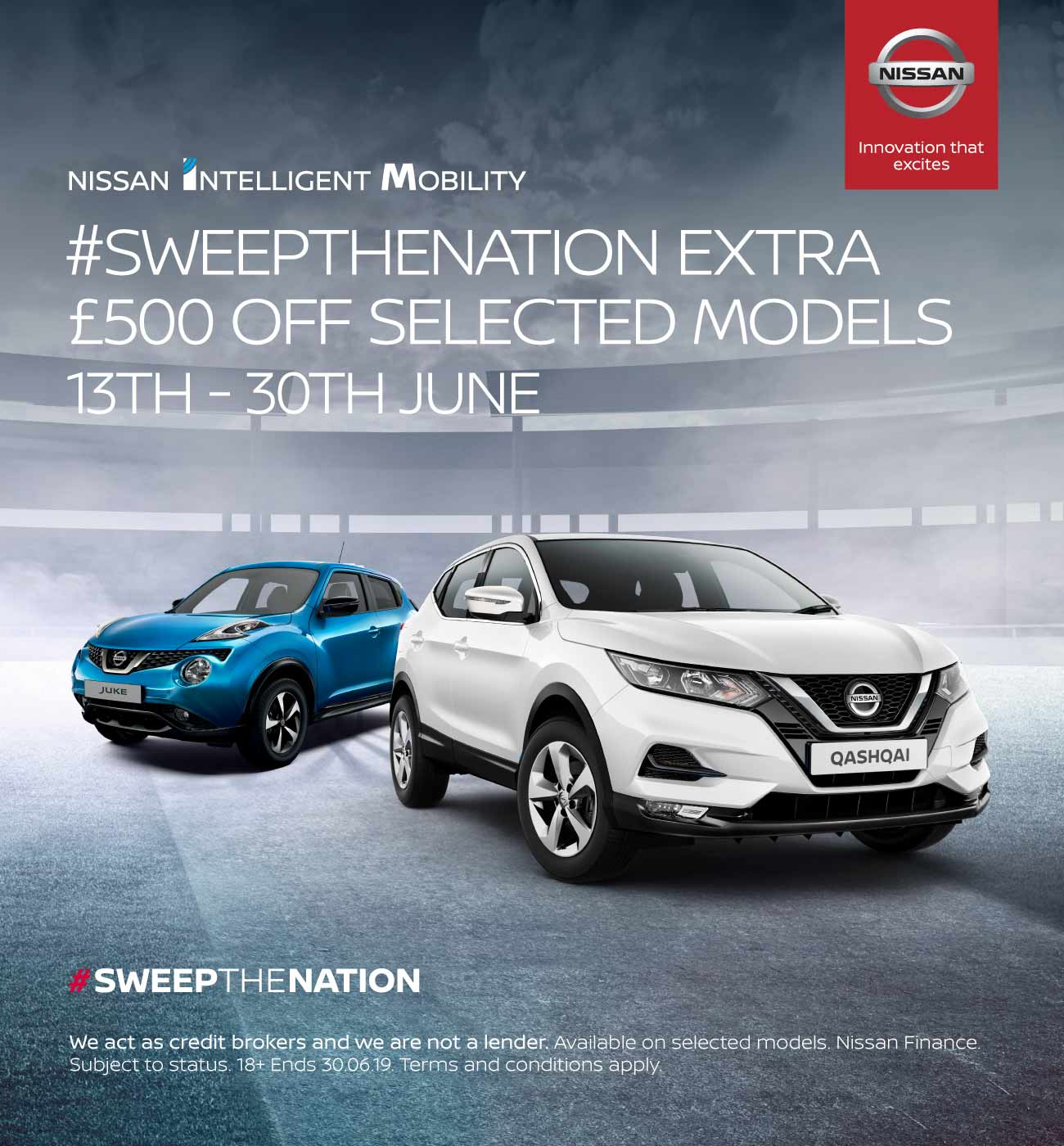 [Nissan Generic] Nissan Event 120619 Banner 1