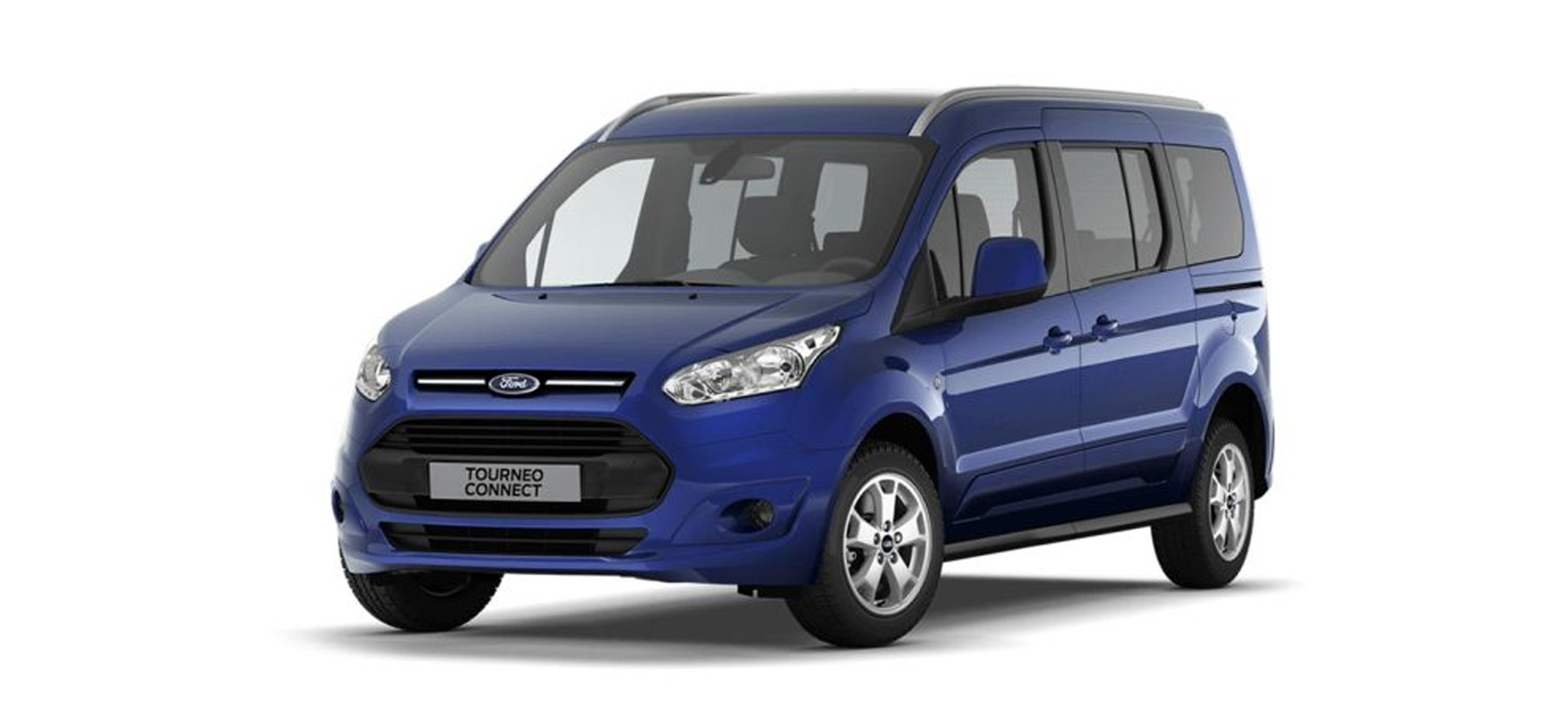 Ford Tourneo Connect Wheelchair Accessible Taxi in Blue
