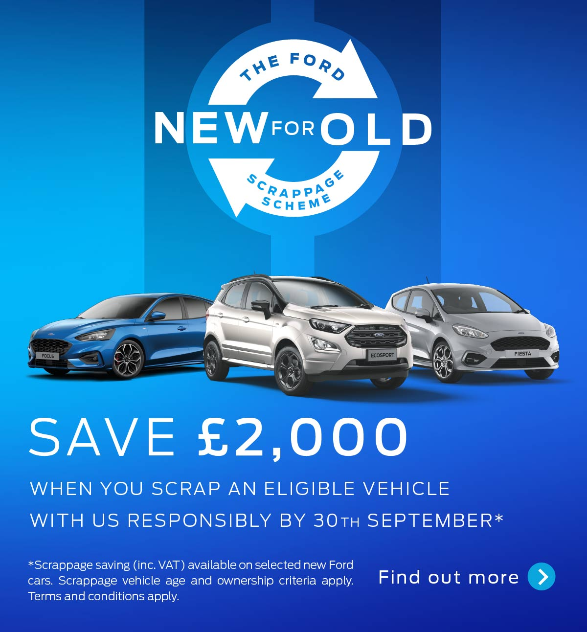 [Ford Generic] Ford Scrappage Scheme 040719 Banner1