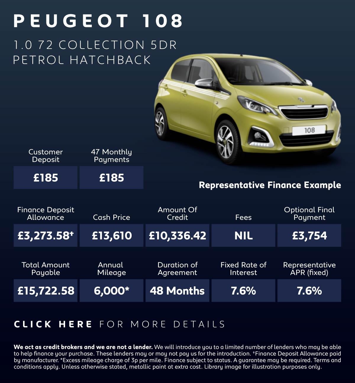 New Peugeot 108 Cars for Sale | Bristol Street Motors