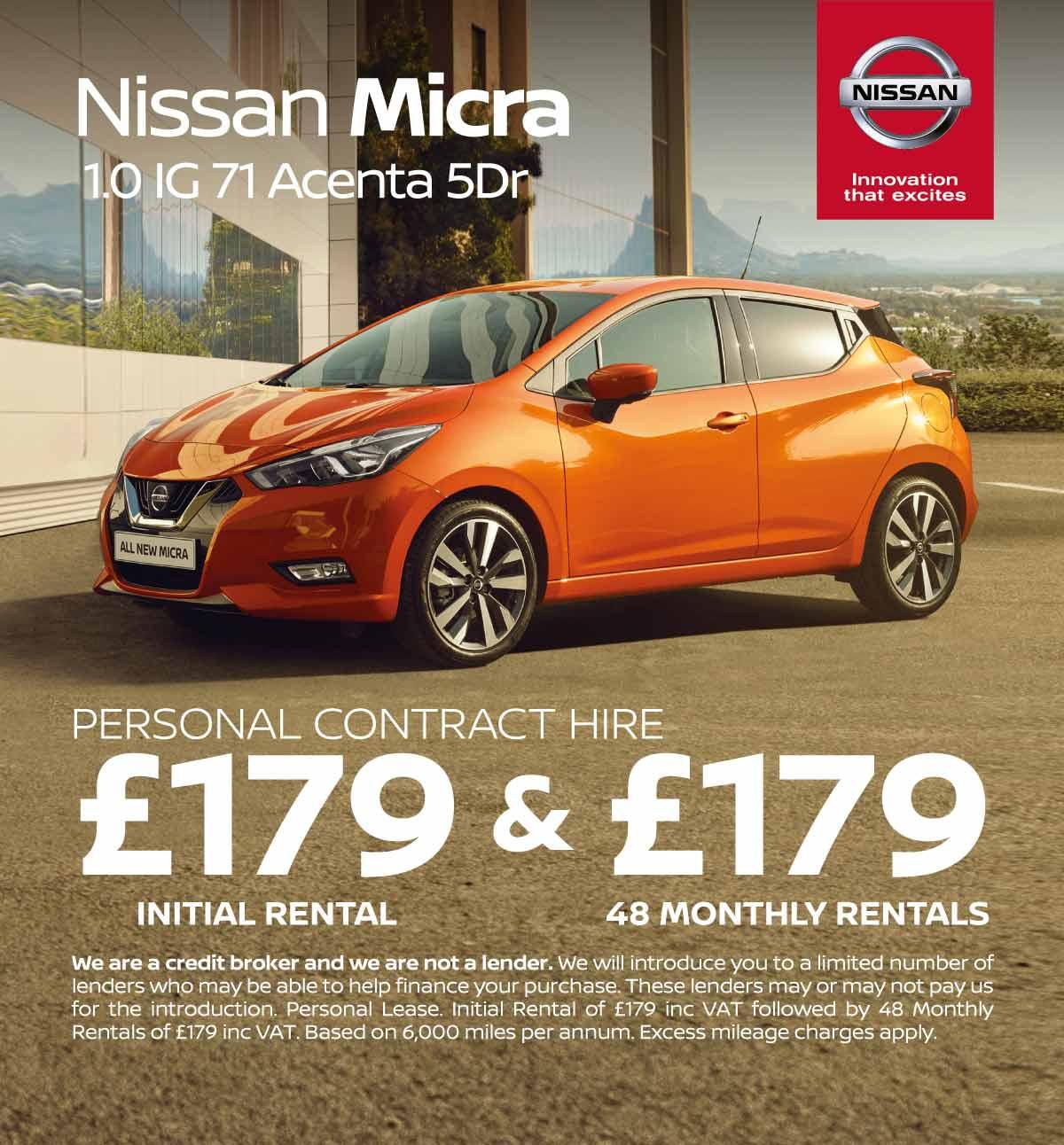 New Nissan Cars Bristol Street Motors