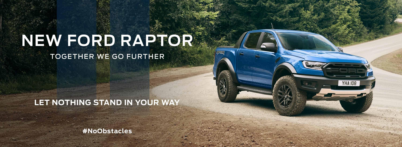 New Ford Ranger Raptor 2019