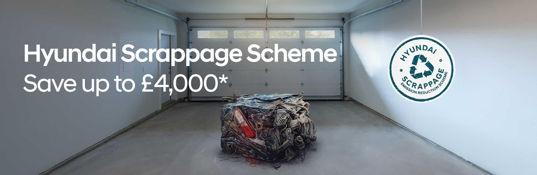 Hyundai Scrappage Scheme - Header