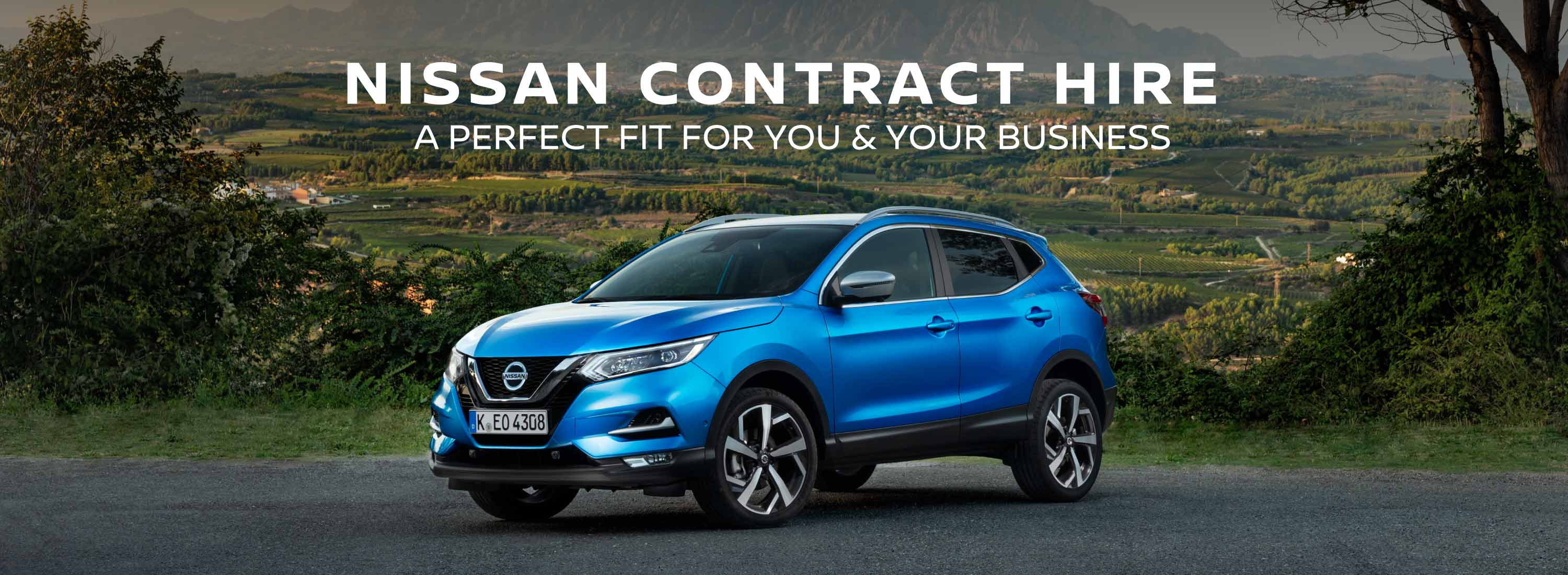 Nissan Contract Hire BB