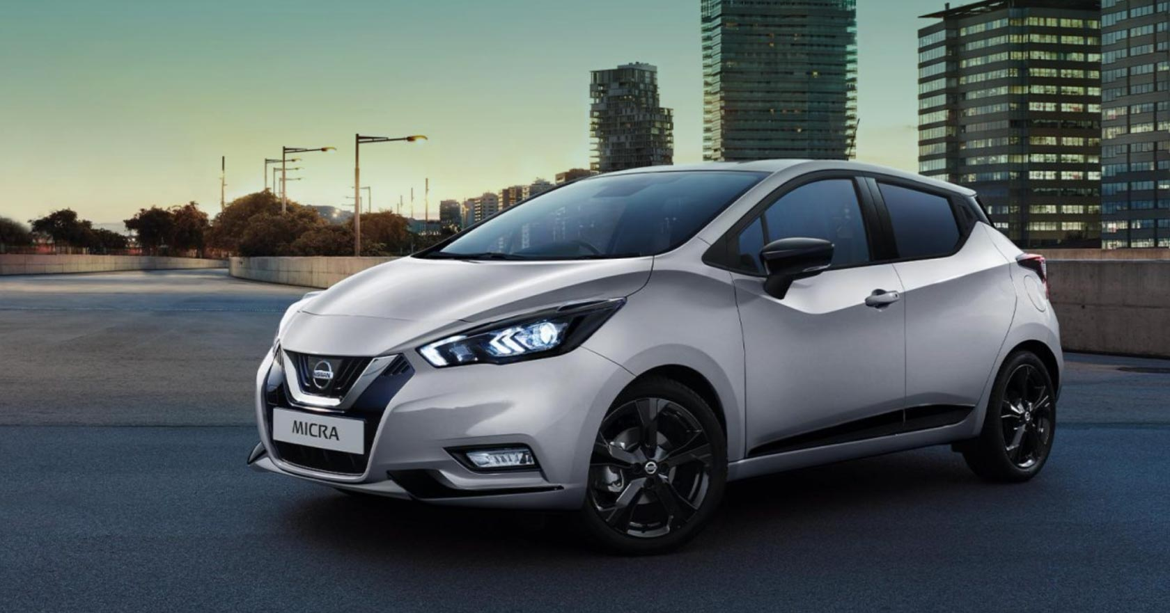 Nissan Personal Contract Hire