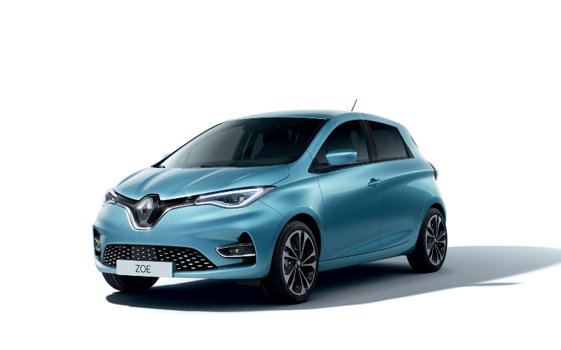 The Renault Zoe Is One Of The Most Searched Electric Vehicles In The UK