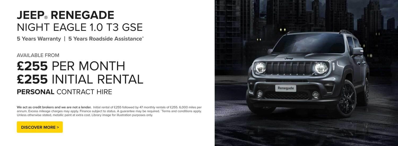 New Jeep cars for sale | Bristol Street Motors