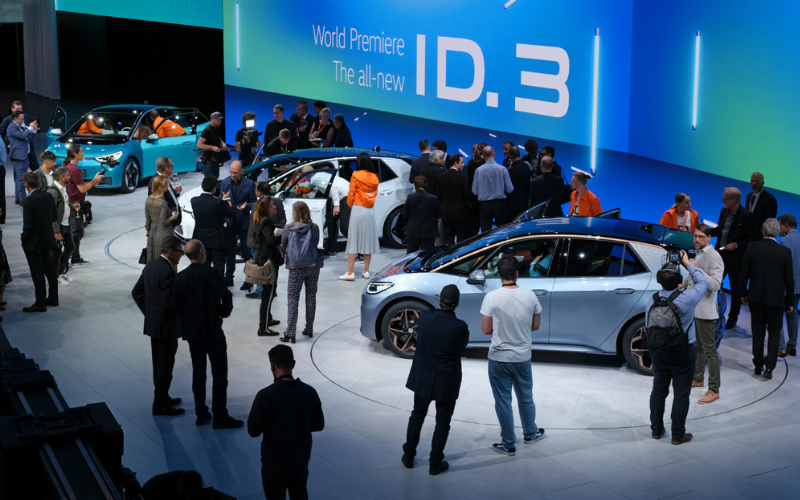 The Electric Vehicles That Dominated The 2019 Frankfurt Motor Show
