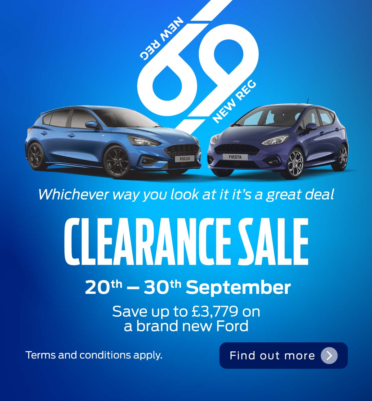 [Ford Generic] Ford Sale Event 180919 Banner 2
