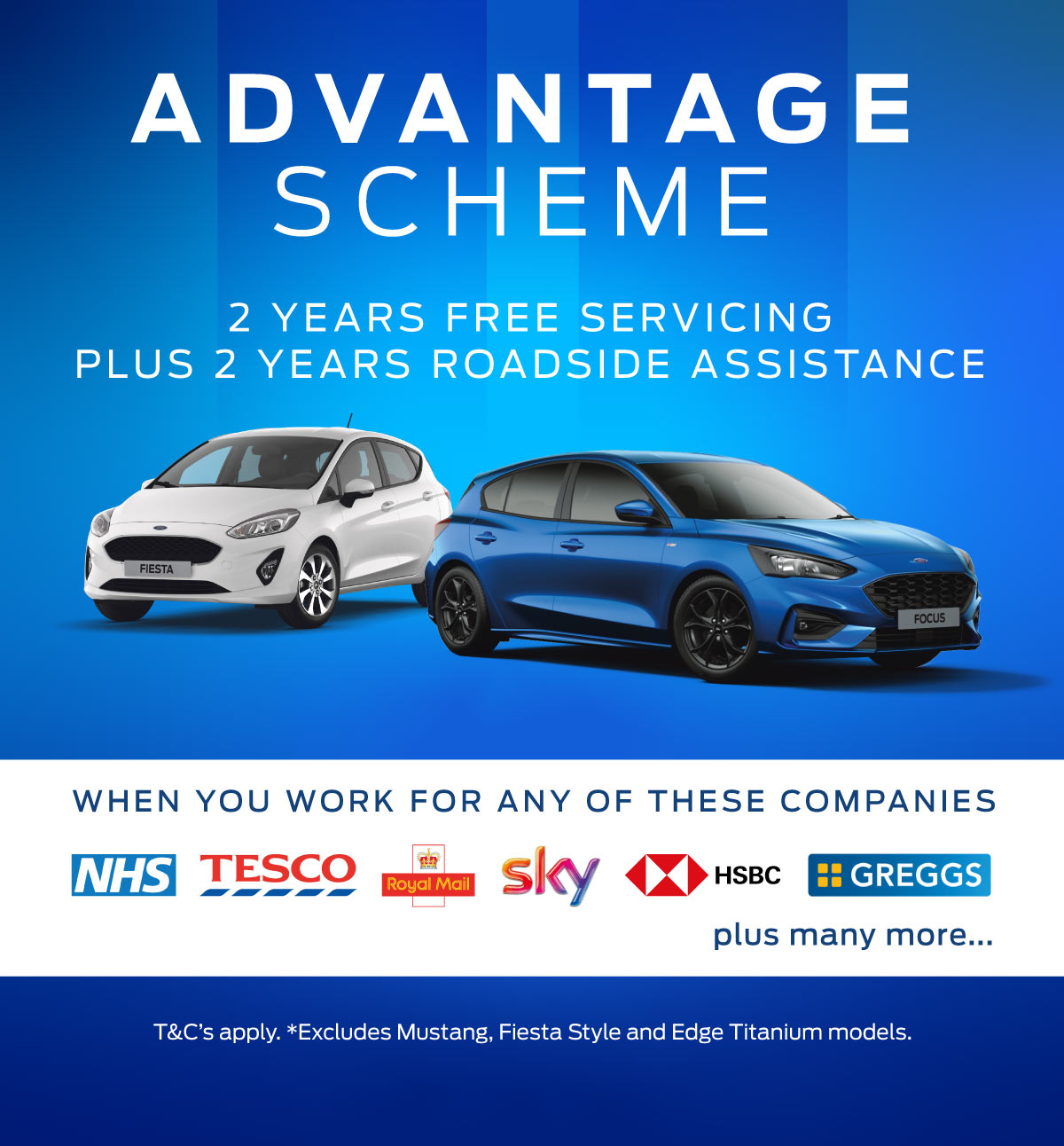 [Ford Generic] Ford Advantage Scheme 240919 Banner 1
