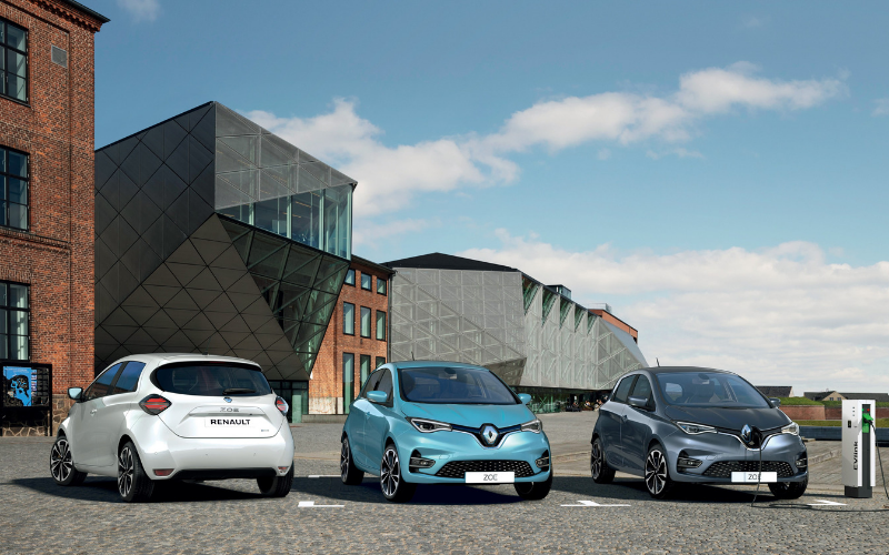 Why The All-New Renault ZOE Is Great For Making The Switch To Electric