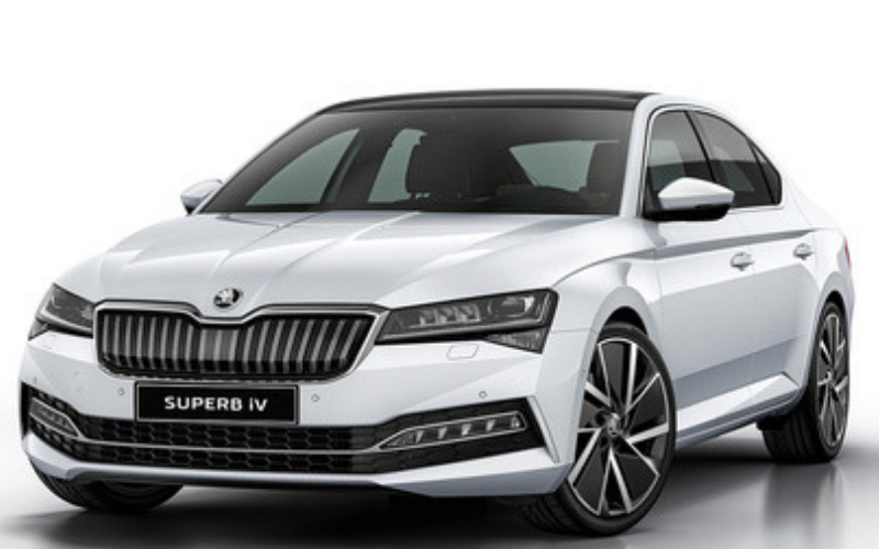 5 Ways The New Skoda Superb iV Plug-In Hybrid Will Improve Your Journey