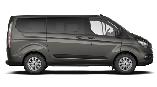 New Ford Tourneo Custom Plug In Hybrid
