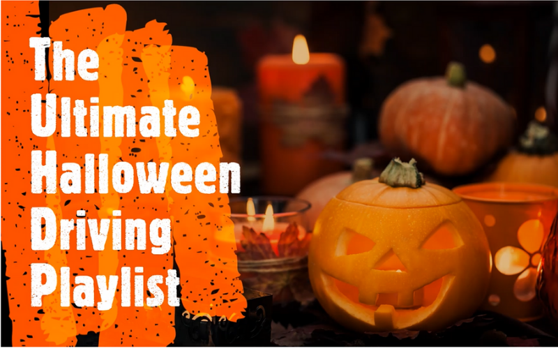 The Ultimate Halloween Driving Playlist