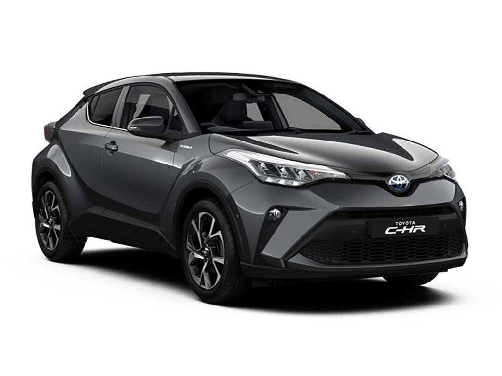 Toyota C-HR Hybrid Design