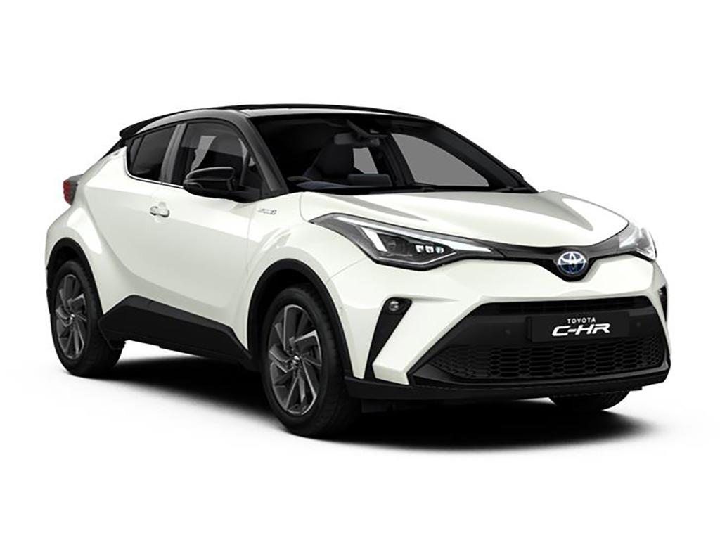 Toyota C-HR Hybrid Dynamic