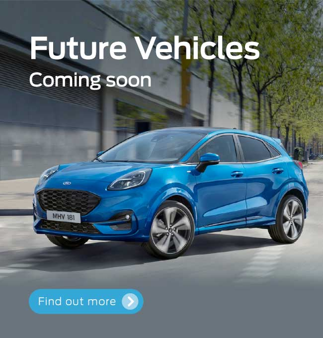 Ford Future Vehicles