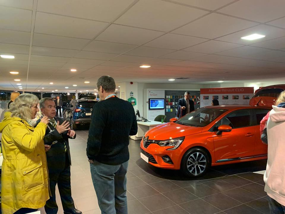 Bristol Street Motors Celebrates The Launch Of The All-New