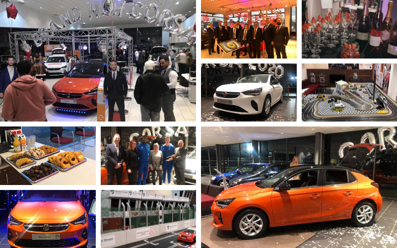 Bristol Street Motors Celebrates The Launch Of The New Vauxhall Corsa