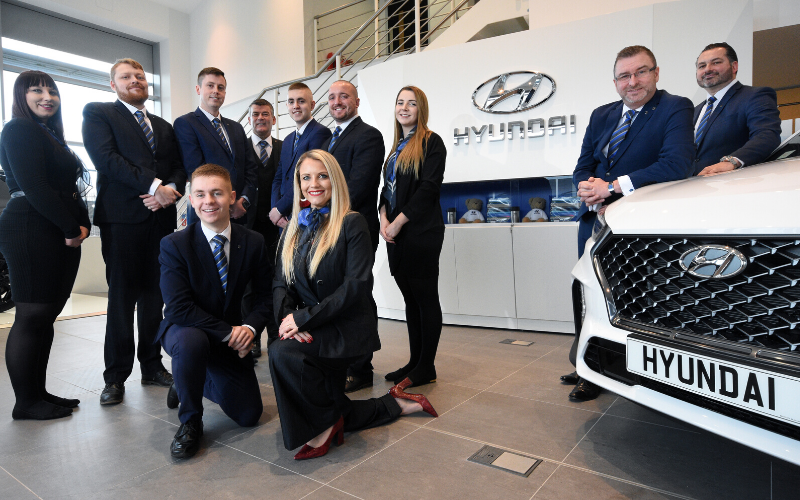 Bristol Street Motors Welcomes A New Hyundai Dealership
