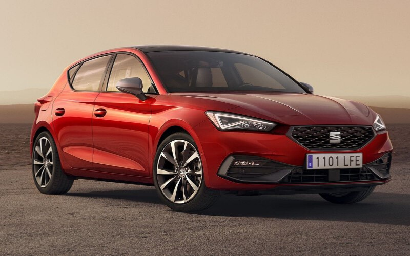 SEAT Reveal The New Leon