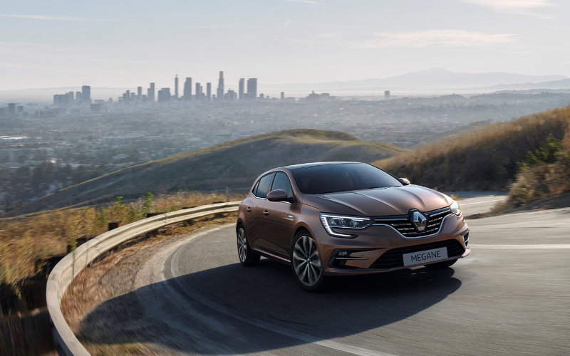Renault Reveals The New Megane and Megane E-Tech Plug-In