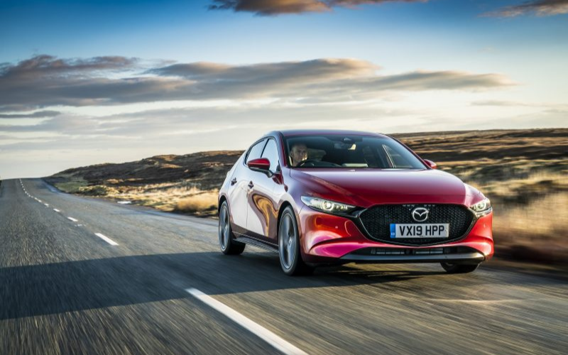 The Mazda3 Is Named 'Best Small Hatchback' Of The Year