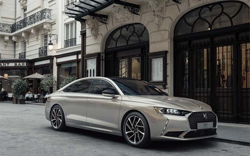 DS 9 To Debut At The Geneva Motor Show 2020 As A Plug-In Hybrid