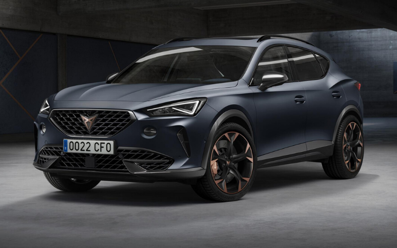 CUPRA Unveil The New Formentor