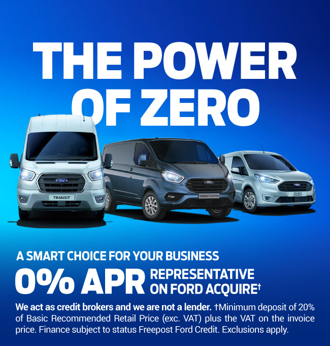 Ford Commerical Power of Zero