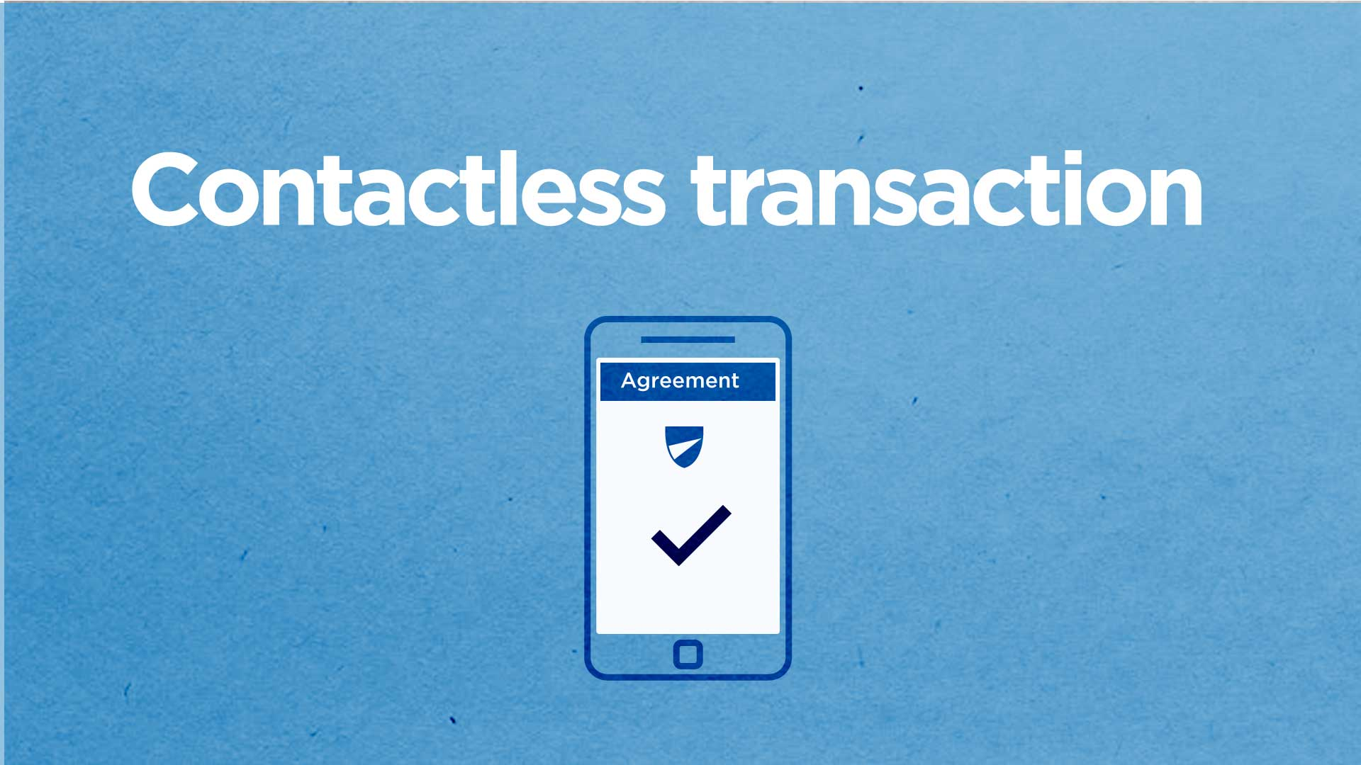 Contactless transaction