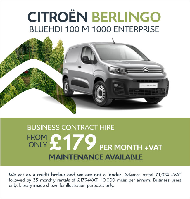 Citroen Berlingo BCH 010620