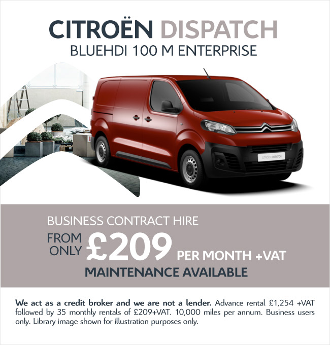 Citroen Dispatch BCH 010620