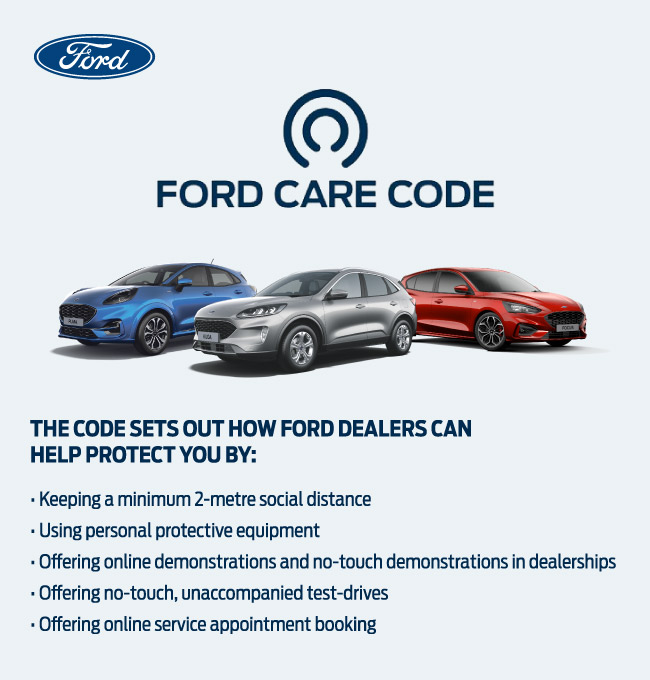 Ford Care Code 080620