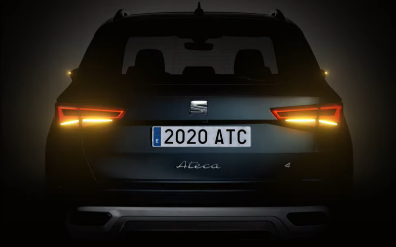 SEAT to Reveal New Ateca on June 15th