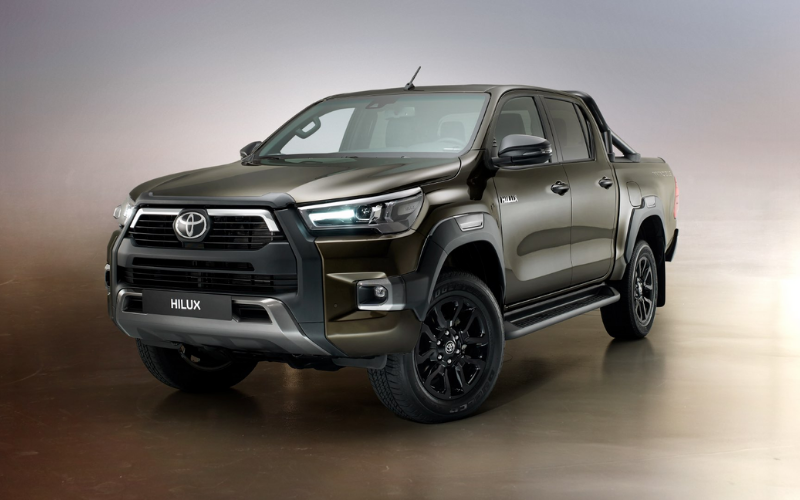 Introducing The 2020 Toyota Hilux