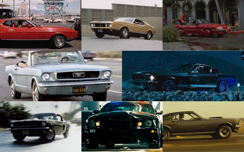 The Most Iconic Movie Mustangs of All Time