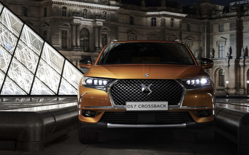 How the DS 7 Crossback Brings a Touch of Luxury to Your Driveway
