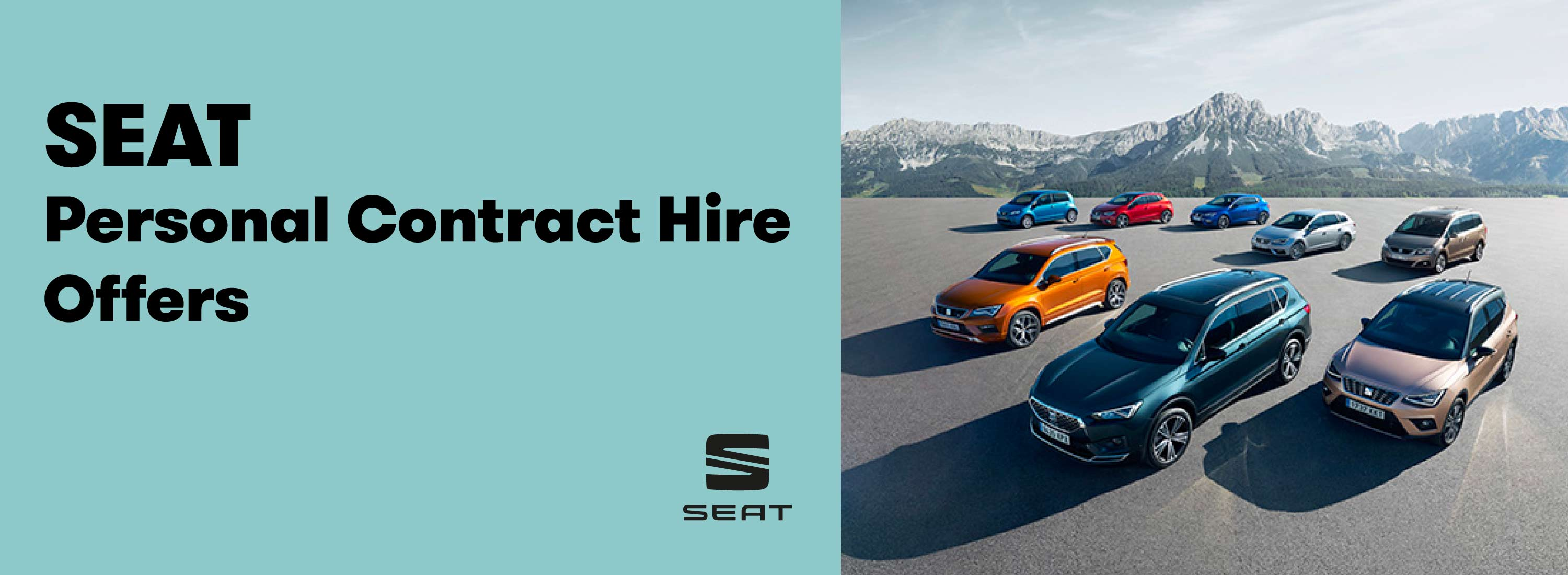 SEAT Personal Contract Hire