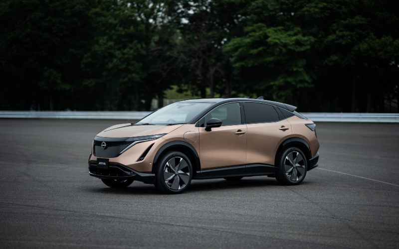 Introducing Nissan's All-Electric Coupe Crossover: The Nissan Ariya