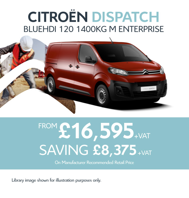Citroen Dispatch CP  2 150720