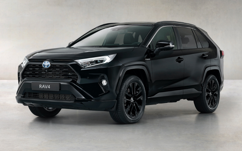 Introducing The All-New Toyota RAV4 Hybrid Black Edition